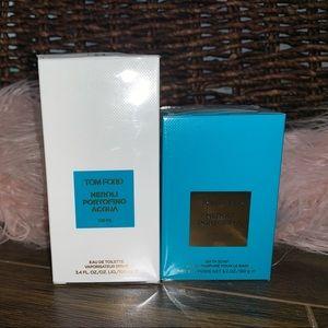 Tom Ford Neroli fragrance & bar soap